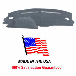 Gray Carpet Dash Mat Compatible With 1992 1994 Geo Metro Dash Cover Made In Usa