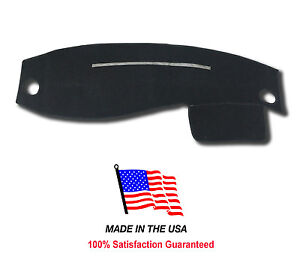 Black Carpet Dash Mat Compatible With 1995 2012 Ford Ranger Dash Cover Usa Made