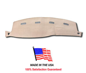 Beige Dash Mat Compatible With 2003 2005 Dodge Ram Pick Up 3500 Dash Cover