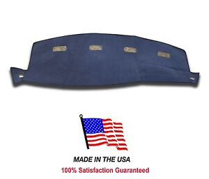 Blue Dash Mat Compatible With 2003 2005 Dodge Ram Pick Up 2500 Dash Cover
