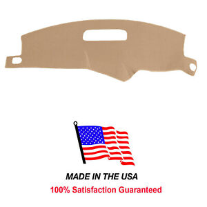 Beige Dash Board Cover Compatible With 1996 2005 Chevy Astro Mat Pad Ch51 8