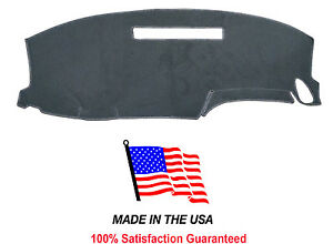 2000 2007 Chevy Monte Carlo Gray Carpet Dash Cover Mat Ch61 0 Made In The Usa
