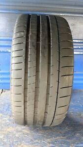 1 Michelin Pilot Super Sport 245 35 Zr19 Bmw With 8 75 32nd Tread Left 93 Y