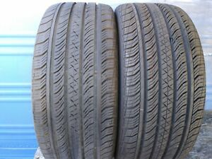 2 Continental Pro Contact 225 45 17 Audi With 7 5 8 75 32nd Tread Left 91 H