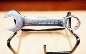 Matco Usa Rcs222 11 16 12 Point Stubby Combo Wrench Very Good Condition