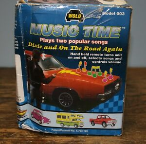 Wolo 003 Music Time Dixie On The Road Again Music Horn