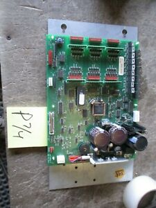 Used Control Board Dixie narco Gfv Ncmb For Dixie narco Soda Machine