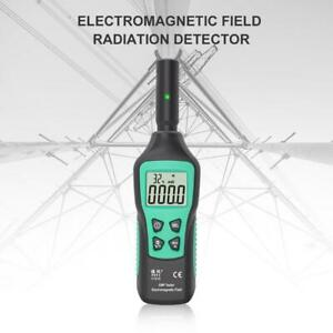 Fuyi Emf Meter High Precision Electromagnetic Radiation Detector Household S3x9