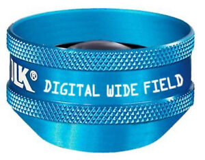 Volk Optical Digital Wide Field blue Ring Vdgtlwf Lens New In Box