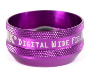 Volk Optical Digital Wide Field purple Ring Vdgtlwf pe Lens New In Box