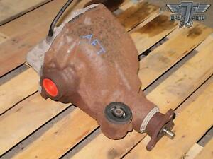 2002 Ford Thunderbird Rear Differential Carrier 3 58 Ratio 122k Miles Oem