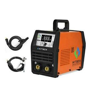 Hitbox Arc Tig 2 In 1 Combo Stick Welder Hb2200 Arc 200 Amp 85 Duty Cycle Newly