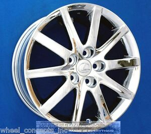 Lexus Gs300 Gs350 17 Inch Chrome Wheel Exchange Gs430 Gs 300 350 430 Oe 17 Rims