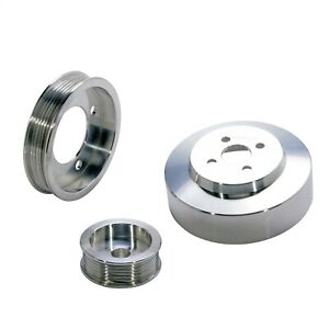 Bbk Performance 1554 Power Plus Series Underdrive Pulley System Fits Mustang
