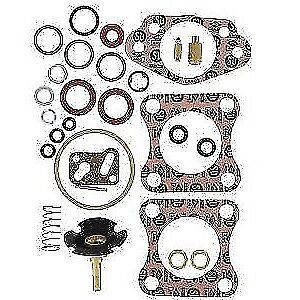 3x Su Hd8 Carburetor Service Kit Jaguar Xke Tri Carb Su Carburetter Jag E Type