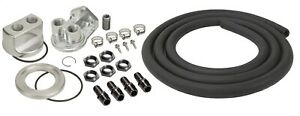 Derale 15748 Universal Engine Oil Filter Relocation Kit