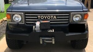 Warn 8274 Winch And Bumper Bonus Trailer Hitch in Houston Tx