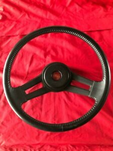 1985 1988 Chevrolet Monte Carlo Ss Steering Wheel W Complete Horn Set Up Oem