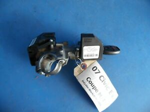 06 11 Honda Civic Oem Ignition Switch Cylinder Immobilizer With Remote Key M t