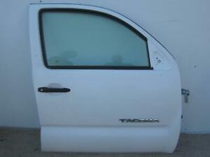 2005 2014 Toyota Tacoma Right Front Door Extended Cab Electric Windows Oem 2007