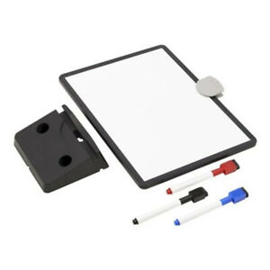 Tripp Lite 8 5 X 11 3 Markers Mobile Magnetic Dry erase Whiteboard