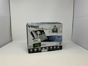 Vtech Cm18445 4 line Small Business System parts Or Not Working