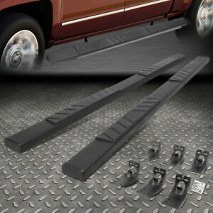 For 09 20 Dodge Ram 1500 2500 3500 5 Extended Cab Flat Step Bar Running Board