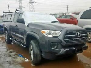 Passenger Rear Side Door Extended Cab Fits 16 18 Tacoma 803642