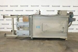 Carborundum 300cn 12 Baghouse Dust Collector W Shaker