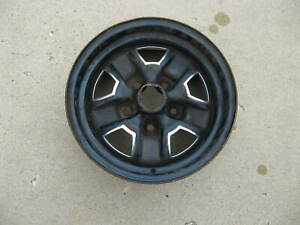 Vintage Oldsmobile Rally Wheel 14 X 6 Cutlass 442 Supreme