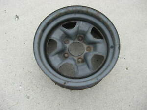 Vintage Oldsmobile Rally Wheel 14 X 7 Cutlass 442 Supreme