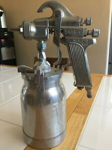 Hvlp Spray Gun W Dripless Cup