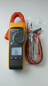 Fluke 902 Fc True Rms Ac Hvac Clamp Meter Multimeter Dmm New Test Leads Nice