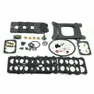 For 3 200 Holley 4160 Carburetor Rebuild Kit 390 600 750 Cfm 1850 3310