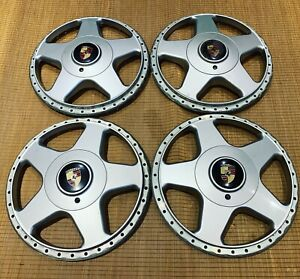 Set Oz Racing 17 Futura Centers Porsche 911 993 Turbo 944 928 5x130