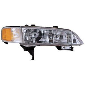 For Honda Accord 1994 1995 1996 1997 Right Passenger Side Headlight Assembly Csw