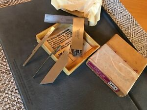 Die Makers Square Lufkin 138cx Tool Makers Square 5 Piece Set Made In The Usa