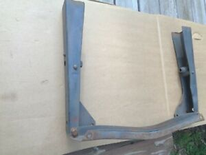 1939 1940 1941 1942 1945 1946 1947 Dodge Plymouth Truck Frame Ends Cross Pce