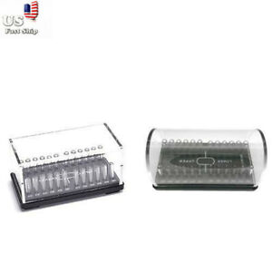 Dental Acrylic Organizer Holder Case For Orthodontic Preformed Wire New