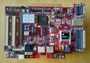 Avnet Spartan 3 Xilinx Xc3s400 Fpga Evaluation Board With Common Memory Module
