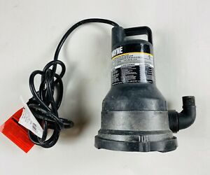 Wayne Vip50 1 2 Hp Thermoplastic Portable Electric Water Removal Pump