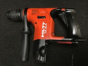 Hilti Te 6 a36 Hammer Drill tool Body Only Preowned Bare Tool Fast Ship