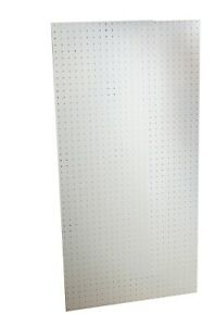 scratch And Miscolor 1 24 X 48 X 1 4 Clear Duraboard Pegboard
