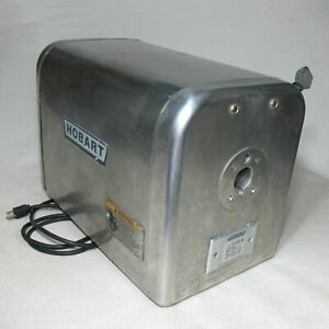Hobart 4822 Size 22 Meat Grinder Power Head Only 120v 1 5 Hp Working Perfect