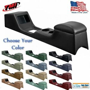 Full Length Console For 1967 68 Mustang Convertible In Many Colors