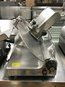 Berkel 12 Meat Slicer 1 2 Hp