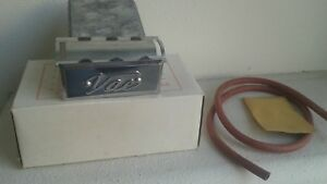 Vintage Nos Vacuum Ashtray Chevrolet