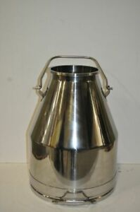 Stainless Steel Milking Bucket