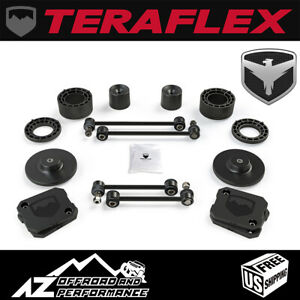 Teraflex 2 5 Performance Spacer Lift For 2020 Current Jeep Gladiator Jt