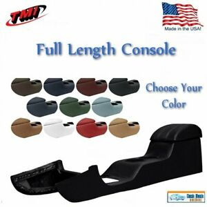 Full Length Console For 1969 70 Mustang Convertible In Your Choice Of Color